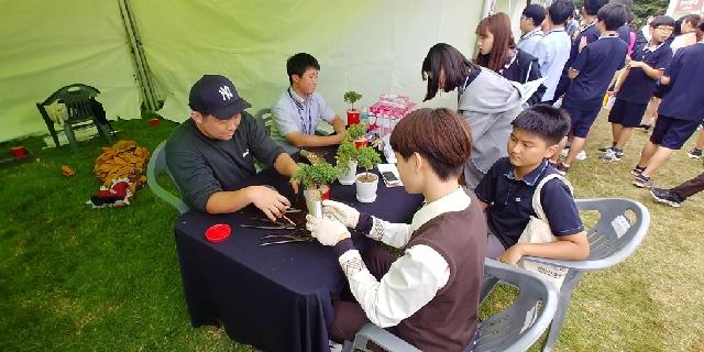 연암대학교, 천안시 진로직업체험 페스티벌 참여